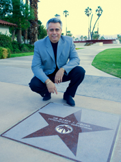 Alfred DiMora gets a star