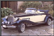 This four-seat Series II Cabriolet was used in many promotional brochures..