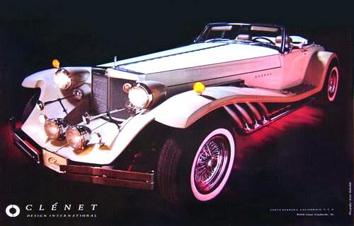 Clenet Automobiles