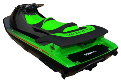 DiMora Eco Watercraft Stealth